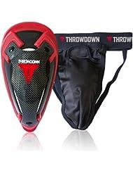 Throwdown Tiefschutz Max-Pro - Groin Guard,Tiefschutz Kampfsport,Tiefschutz Herren