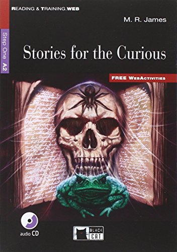 Stories for the curious. Con CD Audio