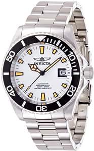 Invicta Unisex-Armbanduhr Analog Automatik Edelstahl 12167