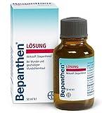 Bepanthen - Soluzione liquida per capelli, 50mlsoluzione Bayer Bepanthen con bepantolo e vitamina B5Per la cura dei capelli capelli danneggiatiingrediente per lo shampoo
