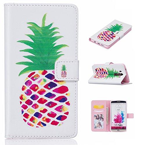 Meet de secret Garden pour Apple iphone 6 / iphone 6S Cas de téléphone, Apple iphone 6 / iphone 6S Case, Apple iphone 6 / iphone 6S Étui à rabat Coque, Apple iphone 6 / iphone 6S Housse en cuir, Apple ananas