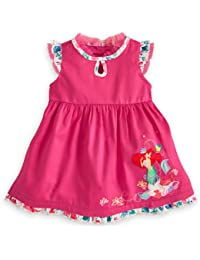 Disney The Little Mermaid Ariel Organic cotton Woven Dress for Baby 3-6 months