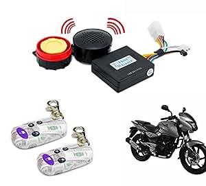 Speedwav Bike Voice Assist Central Locking Alarm System-Bajaj Pulsar 180 Dts-I
