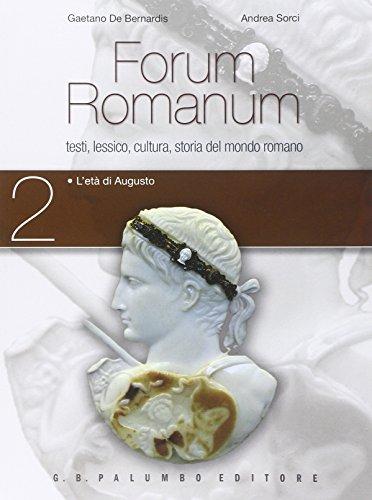 Forum romanum. Per i Licei. Con e-book. Con espansione online: 2