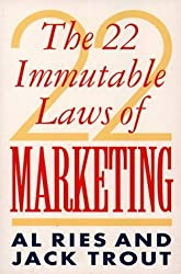 22 Immutable Laws of Marketing by Al Ries (1994-10-24)