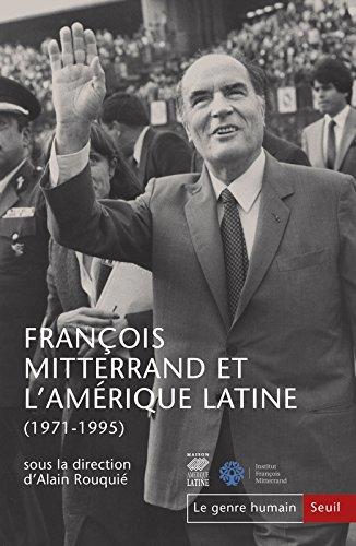 Le Genre humain, numro 58 Franois Mitterrand et l'Amrique latine (1971-1995)