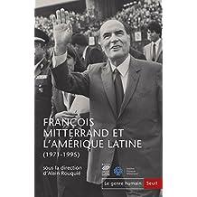 Le Genre humain, numéro 58 François Mitterrand et l'Amérique latine (1971-1995)