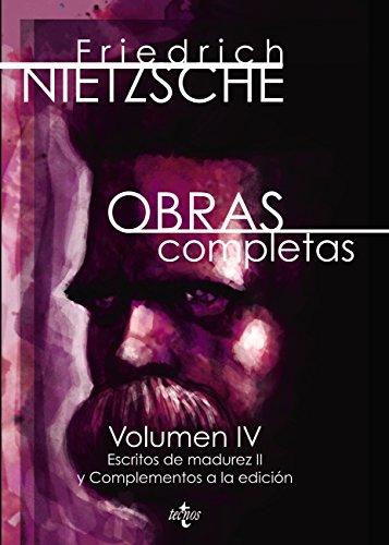 Obras completas (Filosofía - Filosofía Y Ensayo) por Friedrich Nietzsche