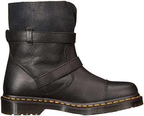 Dr. Martens Nero KRISTY Virginia Nero Slouch Rigger barca 20345001 Black