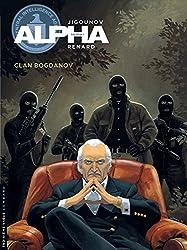 Alpha, tome 2 : Le clan Bogdanov