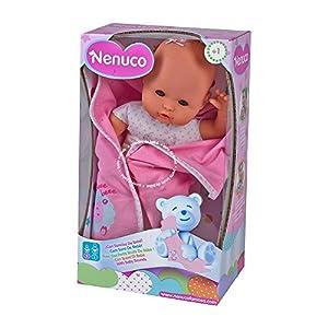 muñecas: Nenuco - Muñeco Recién Nacido con Sonidos (Famosa 700012123)
