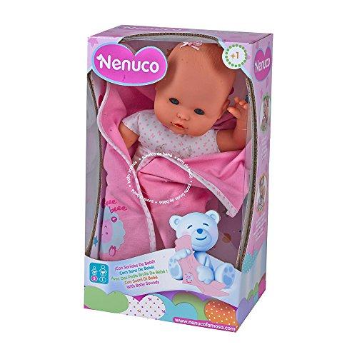 Nenuco - 700012123 - Poupon Soft avec Sons