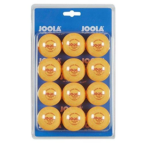 JOOLA Tischtennis-Bälle Training 40mm, Orange 12er gebraucht kaufen  Wird an jeden Ort in Deutschland