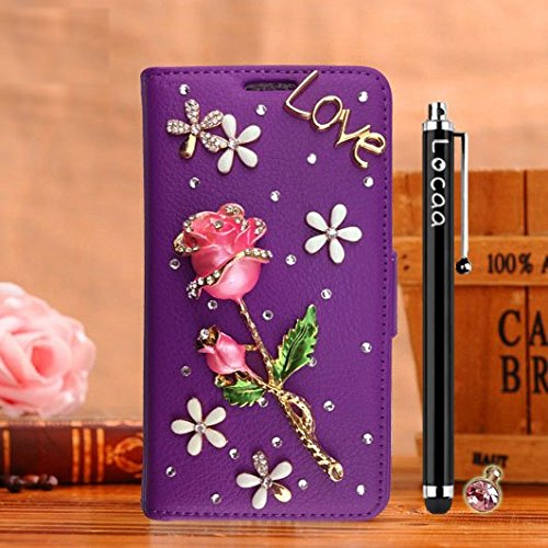 locaatm-for-lg-g2-d802-lgg2-rosa-3d-bling-case-3-in-1-accesorios-protector-phone-cover-shell-caso-fu