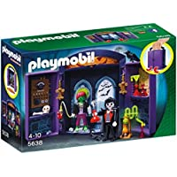 Playmobil 5638 Coffre Vampire et Mutant