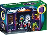 Playmobil 5638 - Laboratorio dei Mostri, Multicolore