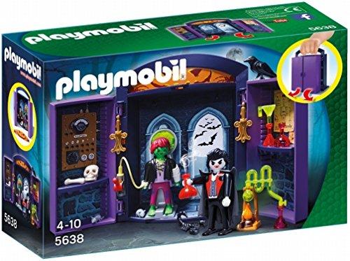 Playmobil- Cofre Casa Encantada