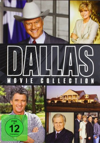 Bild von Dallas: Movie Collection [2 DVDs]