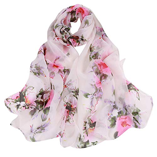 Necklace Scarf for Women Ladies ...