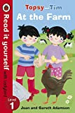 Topsy and Tim: At the Farm - Read it Yourself with Ladybird (Level 1)