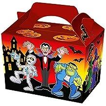 Les soirées Halloween 15 x Boîte à bonbons/repas