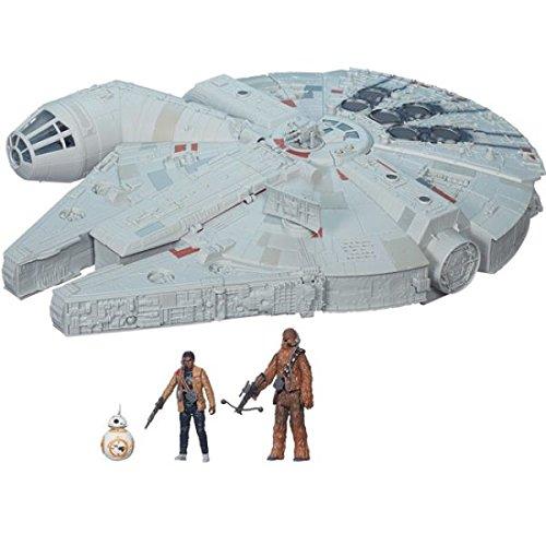 HASBRO - Millennium Falcon Ship Star Wars Episode VII