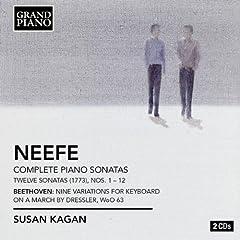 Sonates pour piano (Int�grale)
