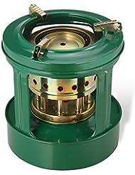 8 mechas queroseno quemador camping estufas portátil práctico al aire libre estufa de queroseno