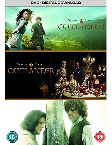 Series 1-3 (16 DVDs)