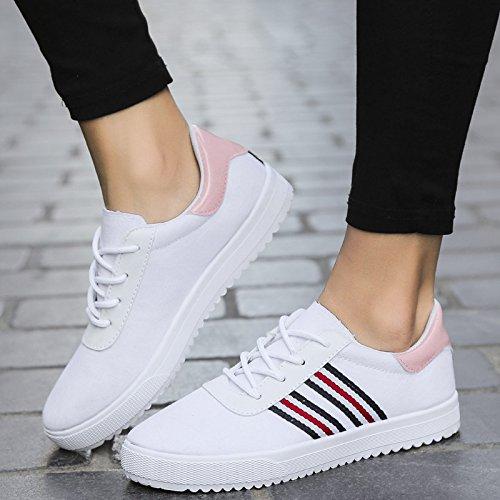 Khskx-sports et chaussures de loisirs NEUF Blanc Chaussures Chaussures de sport et chaussures de loisirs Thirty-nine