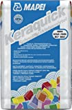Mapei KERAQUICK Schnellflexklebemörtel Weiß 23 Kg - verformbarer hydraulisch & schnell erhärtender