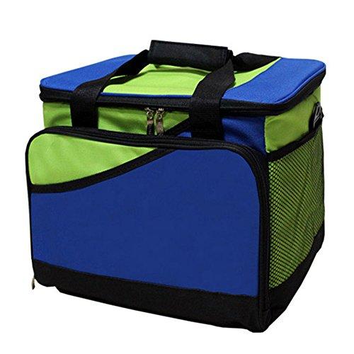 PANDA SUPERSTORE Picknick-Tasche im Freien großer weicher kühler Isolierpicknick-Mittagessen-Tasche für den Lebensmittelgeschäft, kampierend, Auto, - Mittagessen Iglu Kühler Tasche