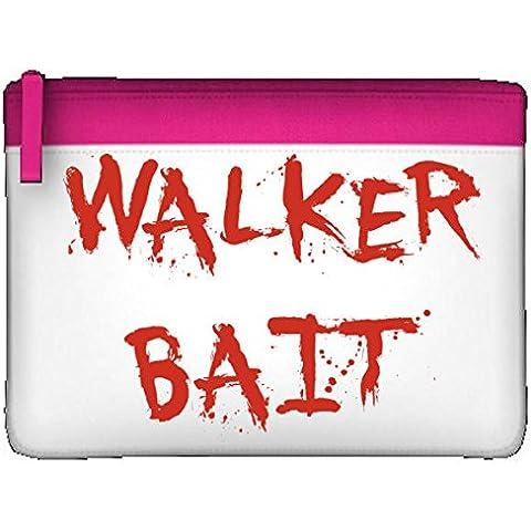 Walker Bait-Zombie-Astuccio portapenne piatto, motivo: porta con