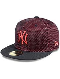 New Era Cap 59FIFTY Fitted Cap New York Yankees Chicago Bulls Seattle Seahawks Oakland Raiders NBA MLB NFL etc
