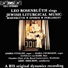 Leo Rosenblüth sings jewish liturgical music © Amazon