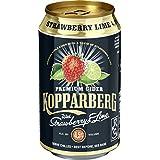 24x KOPPARBERG ERDBEERE LIMETTE 4,5% 0,33L Incl. Goodie von Flensburger Handel
