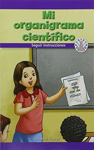 Mi organigrama científico: Seguir instrucciones (My Science Flowchart: Following Instructions): Seguir Instrucciones/ Following Instructions ... Real/ Computer Science for the Real World) por Vanessa Flores