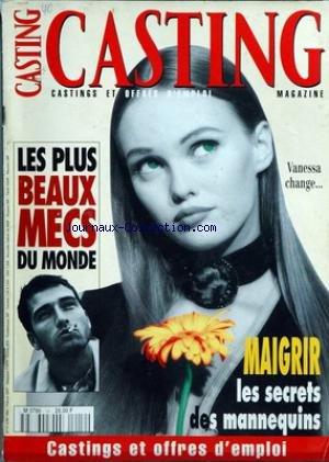 CASTING MAGAZINE [No 14] du 01/06/1994