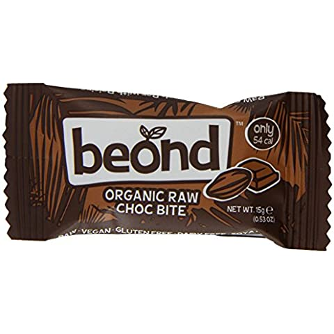 Beond Organic Raw Choc Bar Mini Size 15 g (Pack of 36)