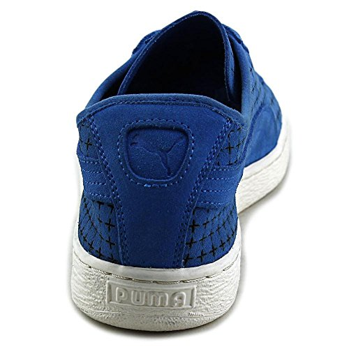 51fkbcfVY1L. SS500  - Puma Suede Courtside Court Sneakers Shoes Perforated