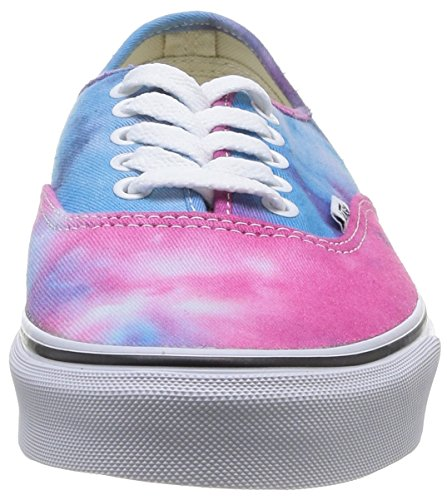 Vans U Authentic , Baskets mode mixte adulte Multicolore (Pink/Blue)