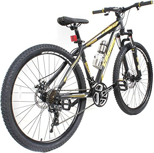 cosmic trium 27.5 inch mtb bicycle 21 speed(black:gold) Cosmic Trium 27.5 Inch Mtb Bicycle 21 Speed(Black:Gold) 51fkbq60 oL