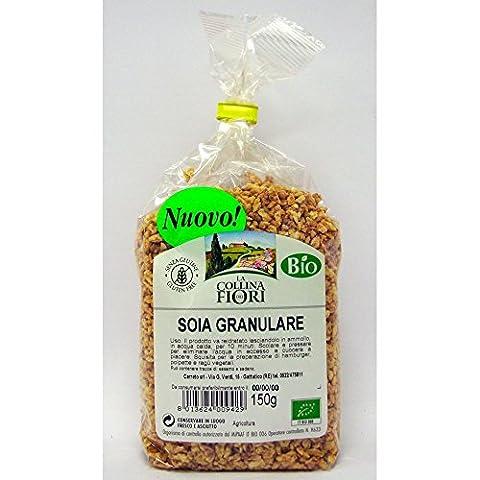 La Collina Dei Fiori soja Granular 150g sans gluten