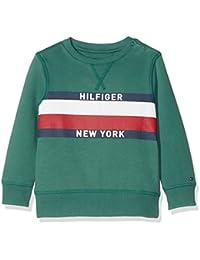 Tommy Hilfiger Boy s Ame Hilfiger CN Hwk L S Sweatshirt 186725de6f57