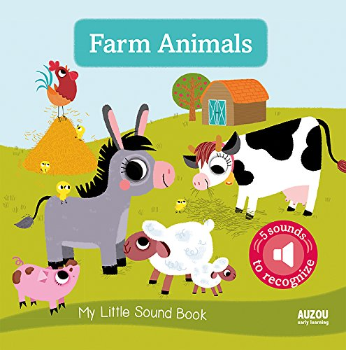 Farm Animals (My Little Sound Books) par Amandine Notaert