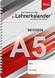 A5 Lehrerkalender von Lehrern für Lehrer 2017/2018