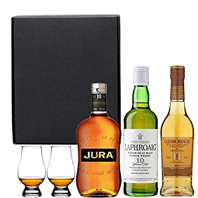 Scottish Regions Whisky Gift Set