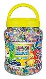 Craze 52588–Rainbow beadys Cuentas Mega de Tower. Aprox. 14.000Perlas