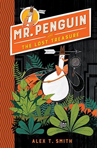 Mr Penguin and the Lost Treasure: Book 1