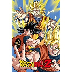 Dragon Ball Z Poster Goku